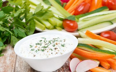 Homemade Sour Cream Dip